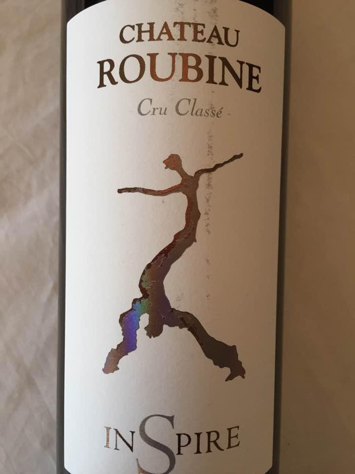 Château Roubine – InSpire 2013 – Côtes de Provence – Cru Classé