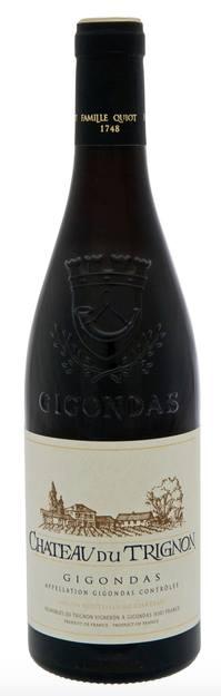 Château du Trignon 2012 – Gigondas
