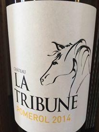 Château La Tribune 2014 – Pomerol