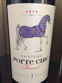 Château Porte Chic 2014 – Pomerol