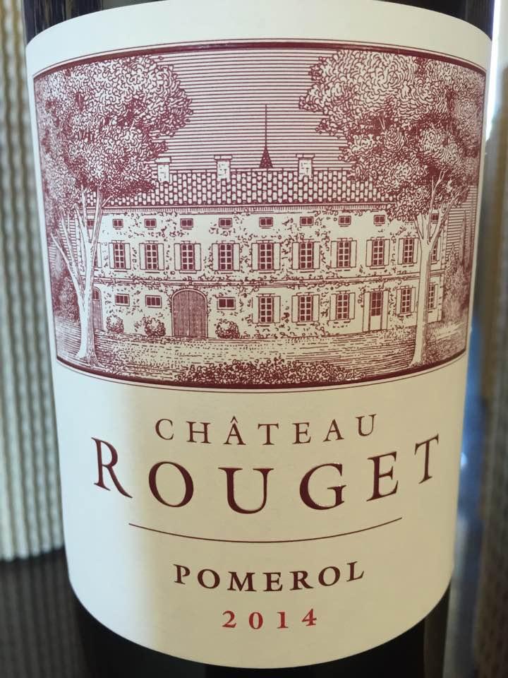Château Rouget 2014 – Pomerol