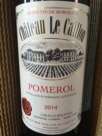 Château Le Caillou 2014 – Pomerol