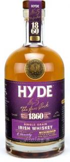 Hyde – N°5 – Single Grain – Burgundy Cask Finish – Irish Whiskey