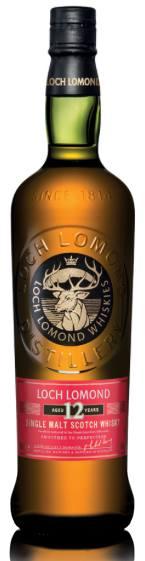 Loch Lomond Whiskies – Aged 12 years – Single Malt Scotch Whisky