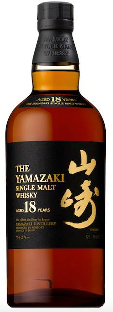 The Yamazaki – Aged 18 Years – Single Malt Whisky