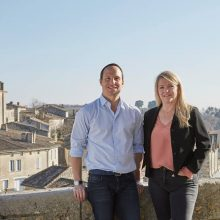 Sale of the Château de Candale to the Vignobles Magali & Thibaut Decoster!