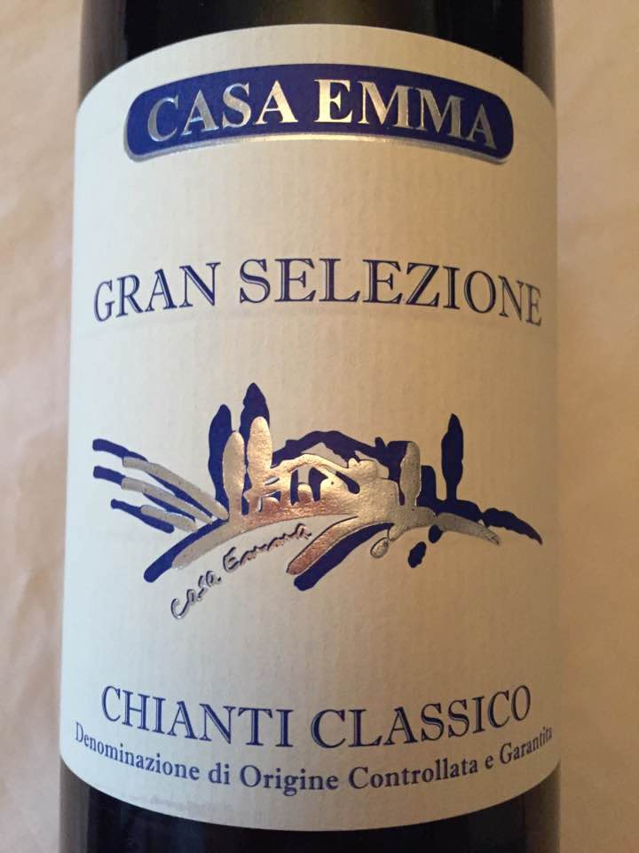 Casa Emma 2012 – Chianti Classico Gran Selezione