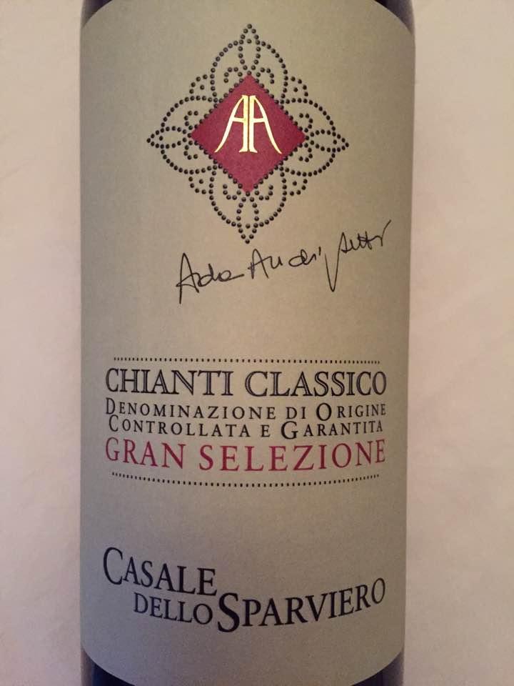 Casale Dello Sparviero 2012 – Chianti Classico Gran Selezione