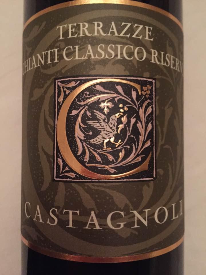 Castagnoli – Terrazze 2013 – Chianti Classico Riserva