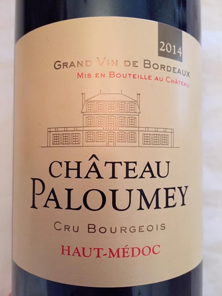 Château Paloumey 2014 – Haut-Médoc – Cru Bourgeois