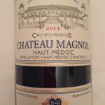 Château Magnol 2014 – Haut-Médoc – Cru Bourgeois