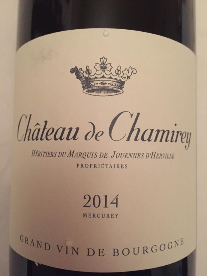Château de Chamirey 2014 – Mercurey