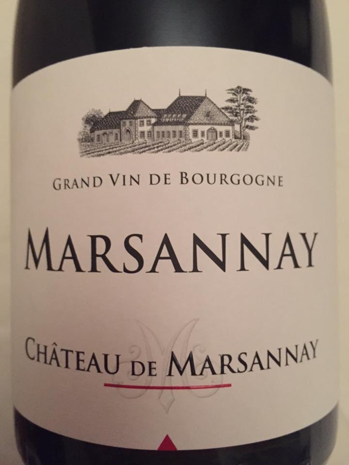 Château de Marsannay 2014 – Marsannay