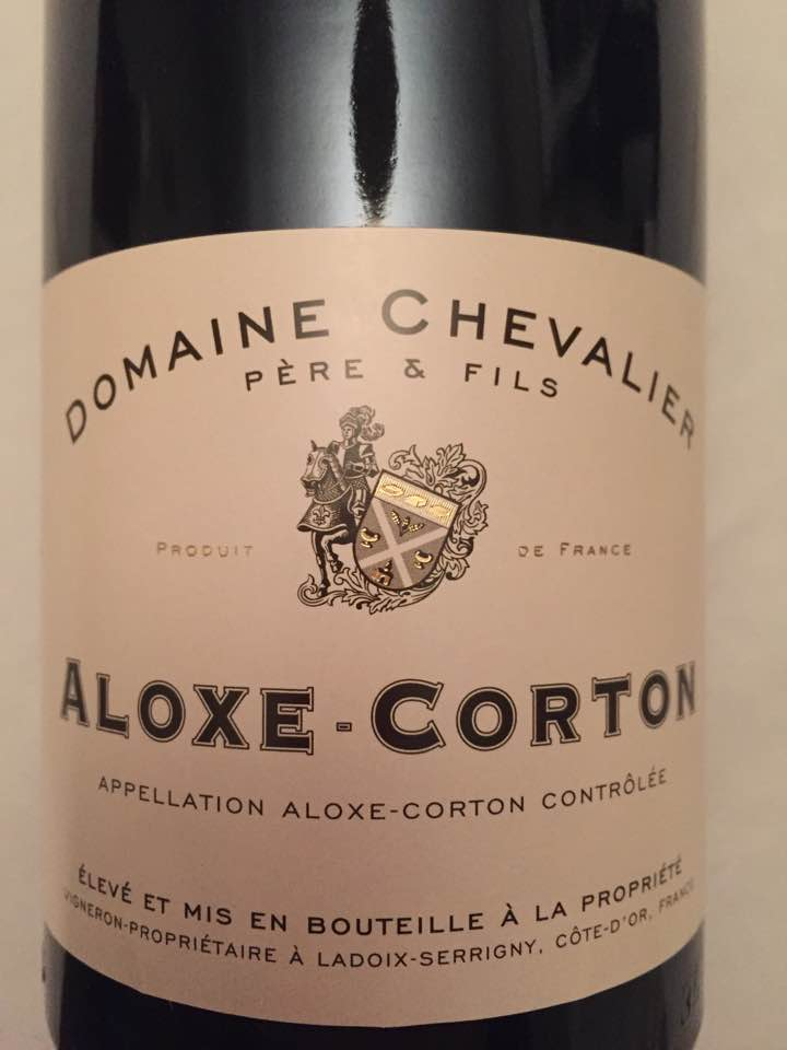 Domaine Chevalier 2014 – Aloxe-Corton