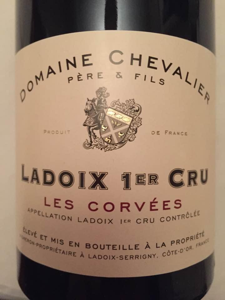 Domaine Chevalier – Les Corvées 2014 – Ladoix 1er Cru