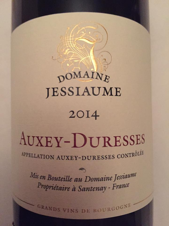 Domaine Jessiaume 2014 – Auxey-Duresses