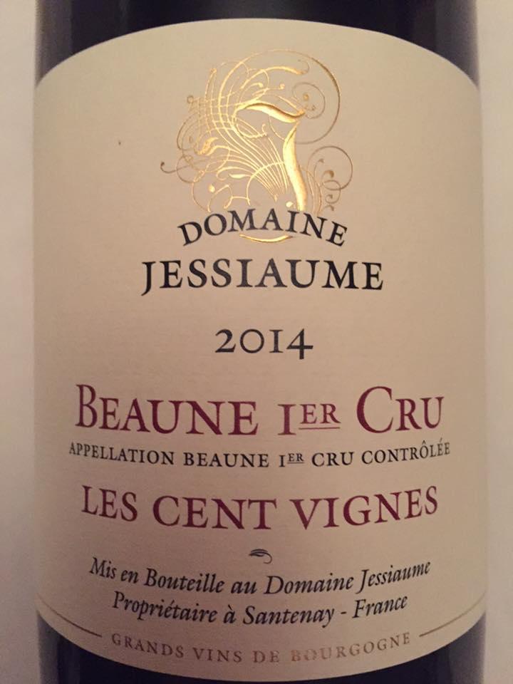 Domaine Jessiaume – Les Cent Vignes 2014 – Beaune 1er Cru