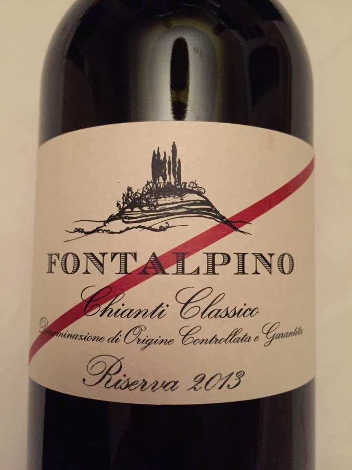 Fontalpino 2013 – Chianti Classico Riserva