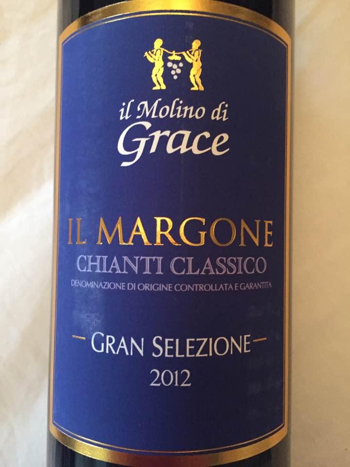 Il Molino di Grace 2012 – Chianti Classico Gran Selezione