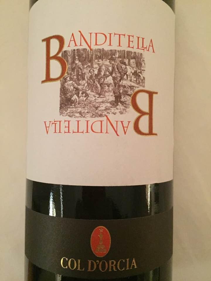 Col d'Orcia – Banditella 2013 – Rosso di Montalcino DOC