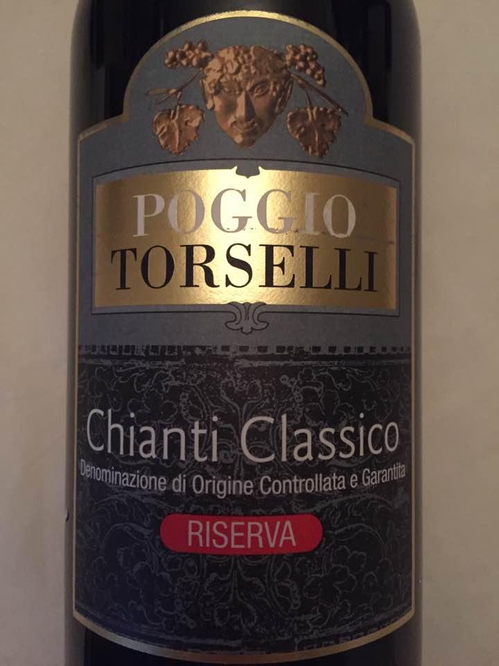 Poggio Torselli 2011 – Chianti Classico Riserva