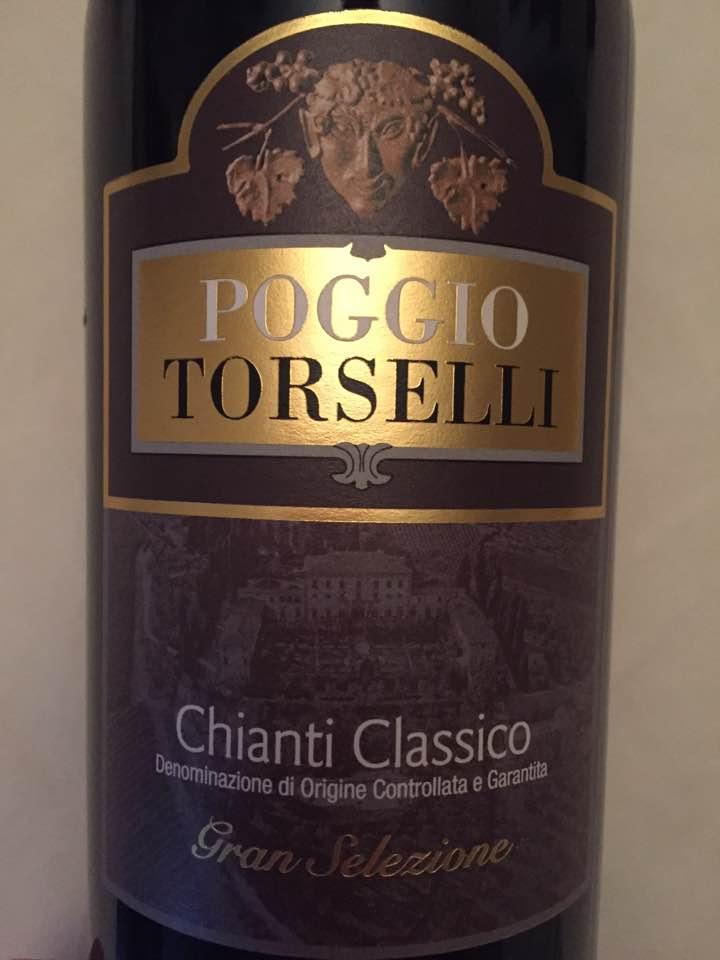 Poggio Torselli 2013 – Chianti Classico Gran Selezione