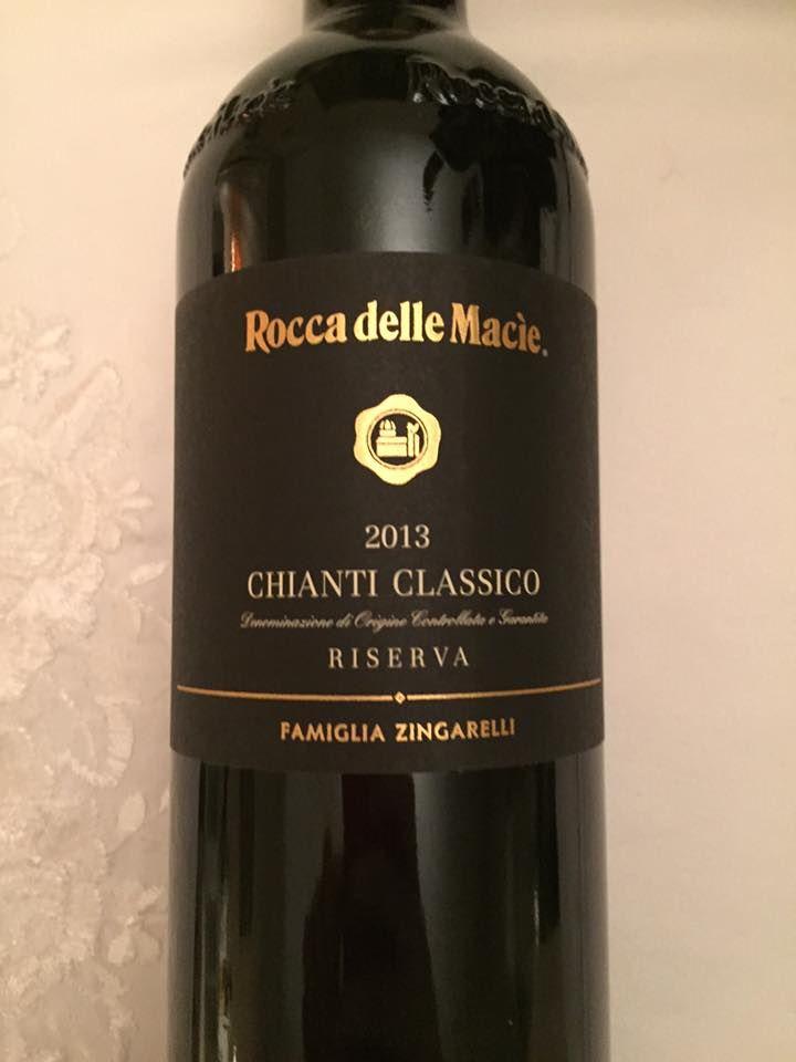 Rocca delle Macie 2013 – Chianti Classico Riserva