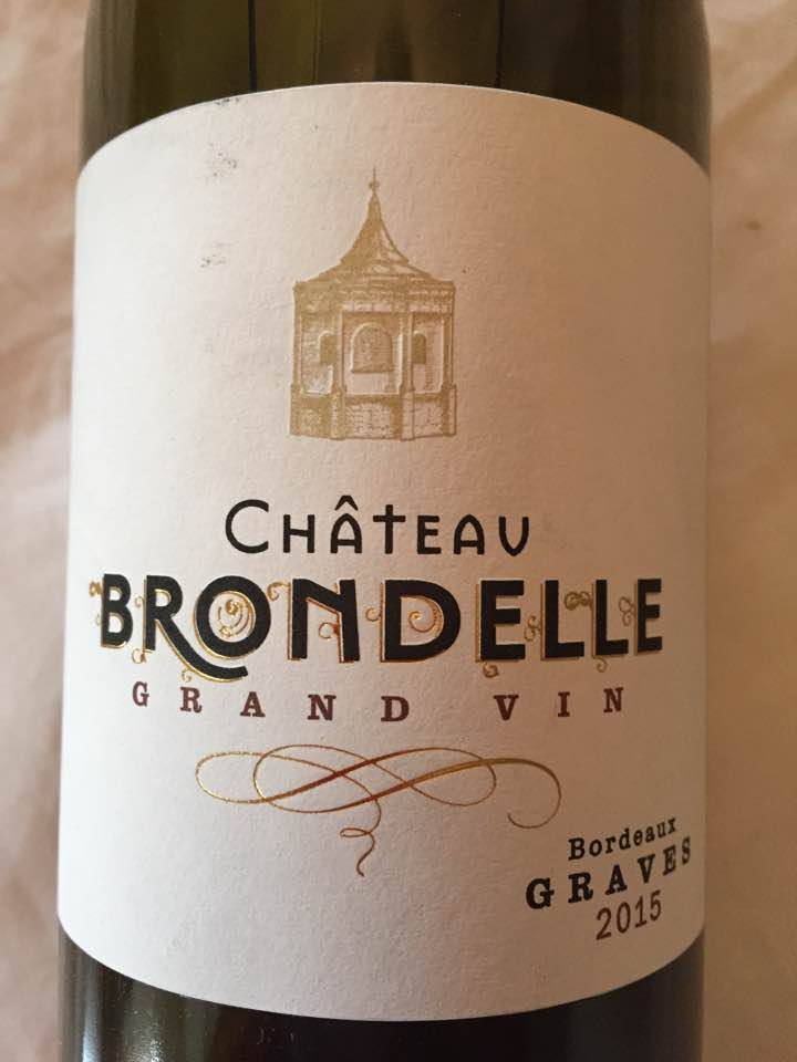Château Brondelle 2015 – Graves