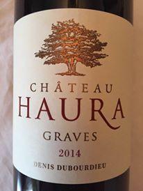 Château Haura 2014 – Graves