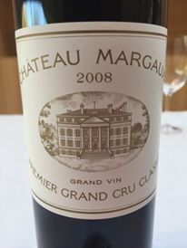 Château Margaux 2008 – Margaux, 1er Grand Cru Classé