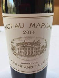 Château Margaux 2014 – Margaux, 1er Grand Cru Classé