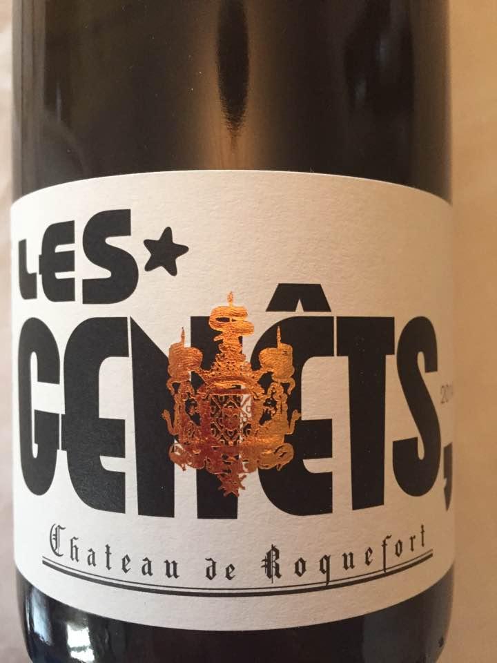 Château de Roquefort – Les Genets 2014 – Côtes de Provence