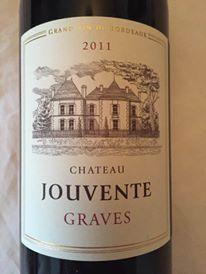 Château Jouvente 2011 – Graves