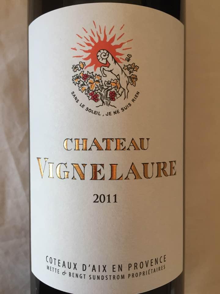 Château Vignelaure 2011 – Coteaux d'Aix En Provence