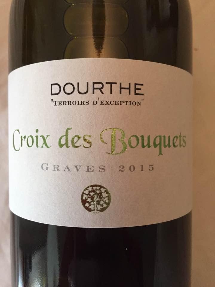 Dourthe – Croix des Bouquets 2015 – Graves