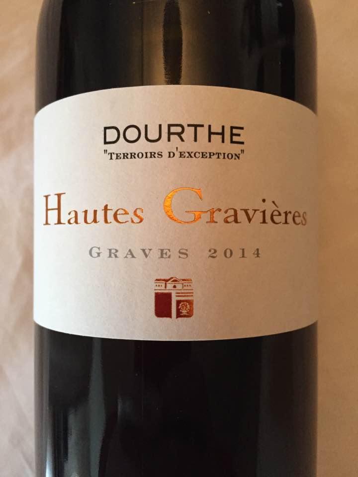 Hautes Gravières 2014 – Graves