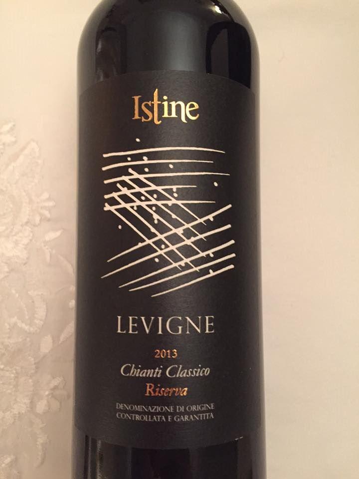 Istine – Levigne 2013 – Chianti Classico Riserva