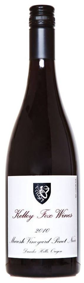 Momtazi Vineyard – Kelley Fox Wines 2012 Pinot Noir – Oregon