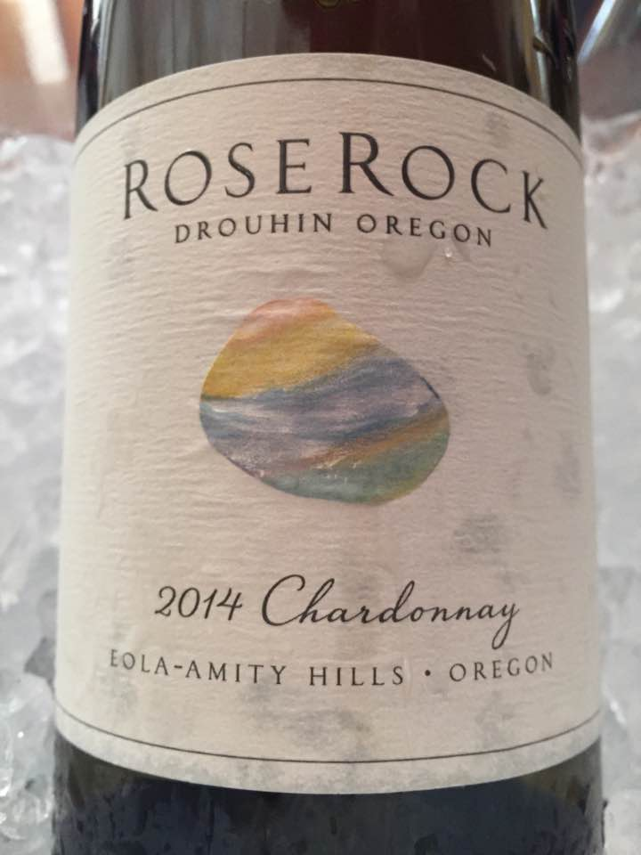 Rose Rock – Chardonnay 2014 – Eola-Amity Hills – Oregon