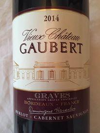 Vieux Château Gaubert 2014 – Graves