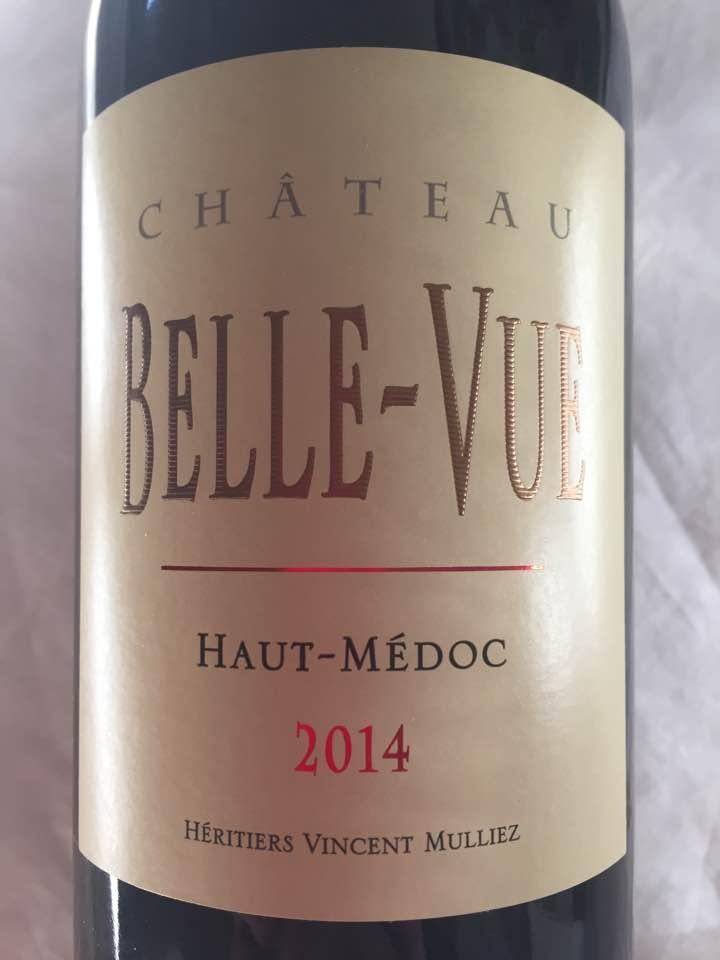 Château Belle-Vue 2014 – Haut-Médoc – Cru Bourgeois