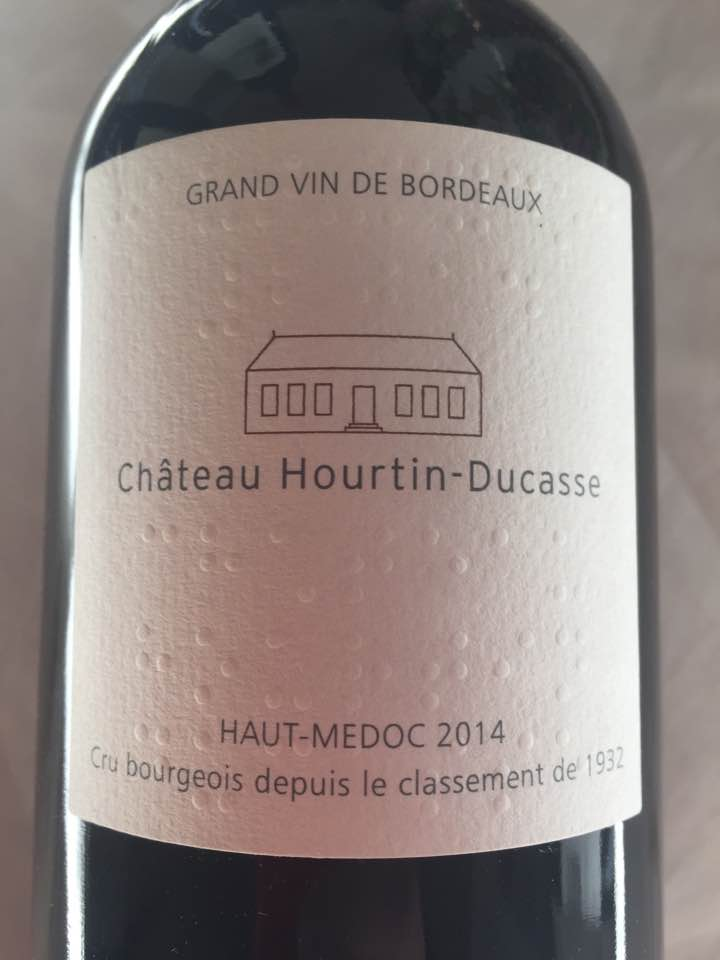 Château Hourtin-Ducasse 2014 – Haut-Médoc – Cru Bourgeois