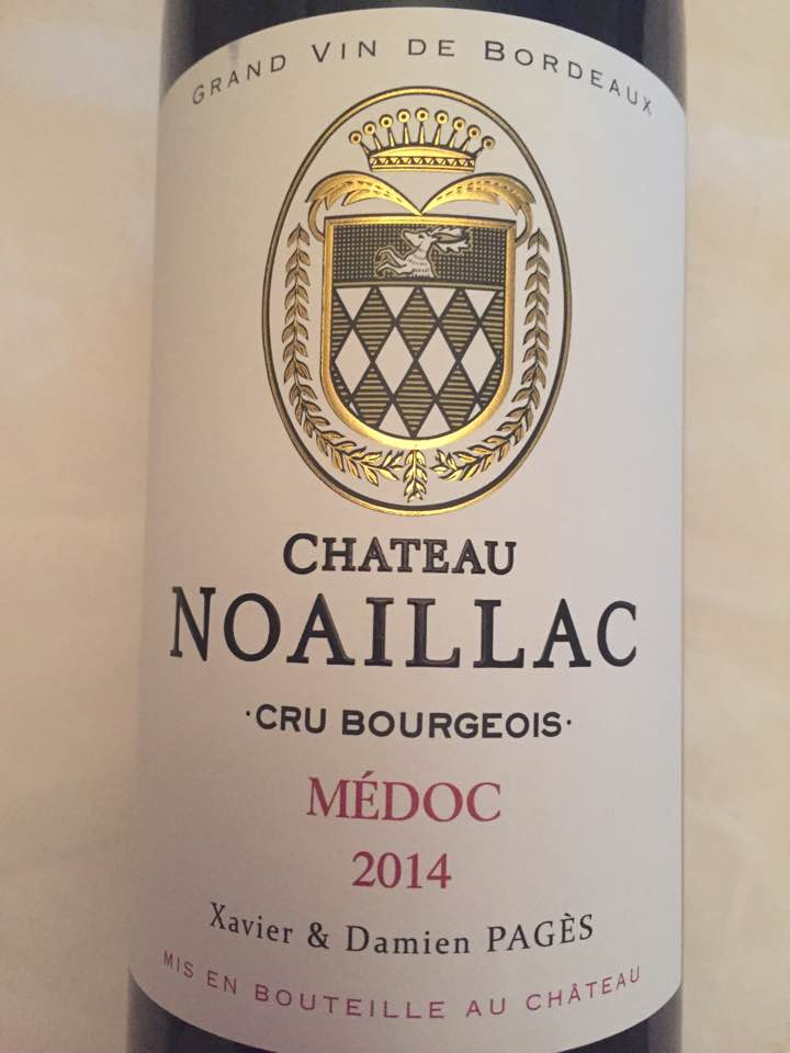 Château Noaillac 2014 – Médoc – Cru Bourgeois