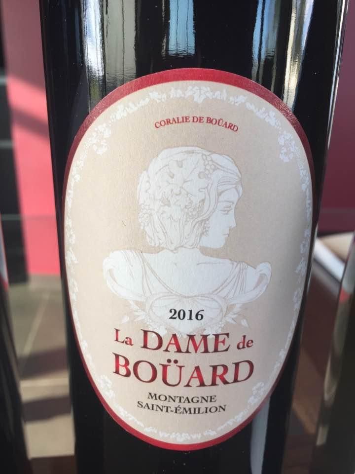 La Dame de Bouard 2016