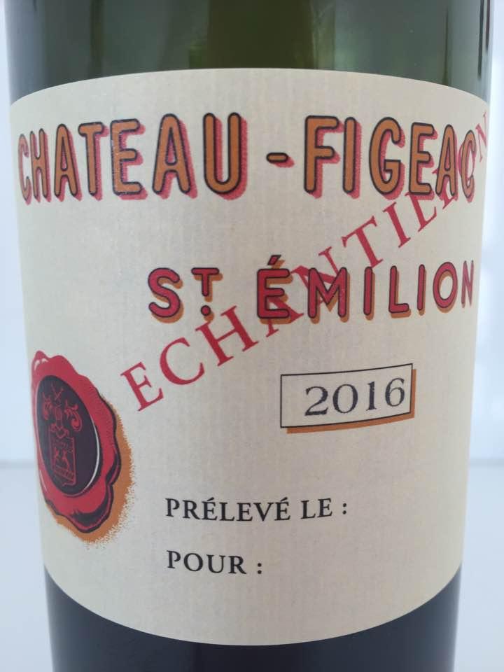 Château Figeac 2016 – Saint-Emilion Grand Cru, 1er Grand Cru Classé B