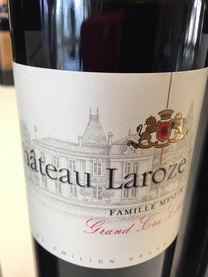 Château Laroze 2016 – Saint-Emilion Grand Cru Classé