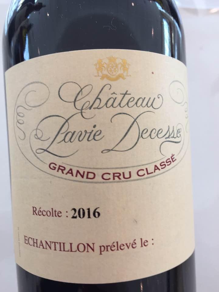 Château Pavie-Decesse 2016 – Saint-Emilion Grand Cru Classé