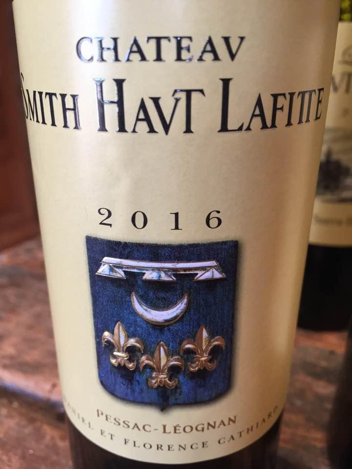 Château Smith Haut Lafitte 2016 – Pessac-Léognan