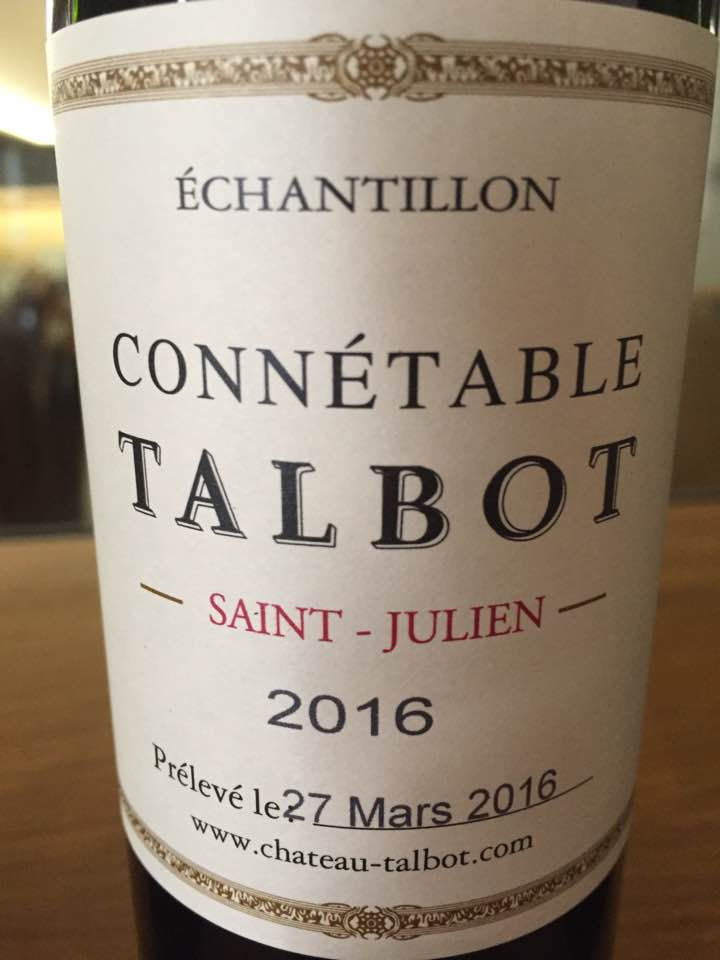 Connetable de Talbot 2016 – Saint-Julien