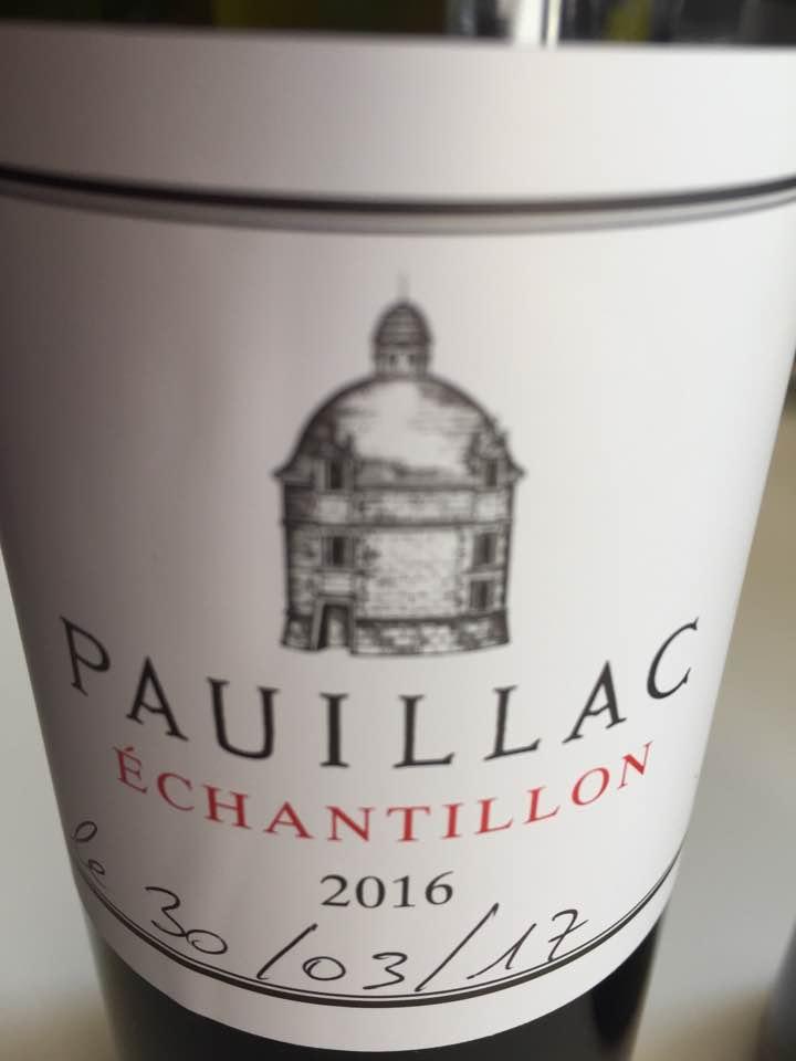 Le Pauillac de Château Latour 2016 – Pauillac